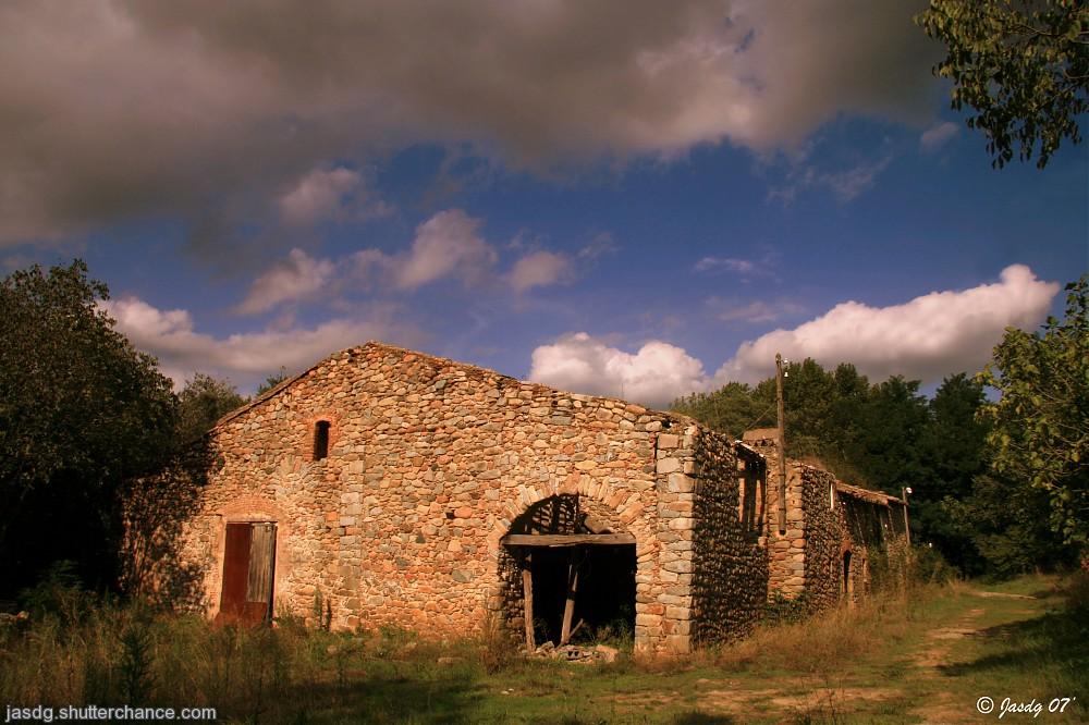 photoblog image Casa abandonada