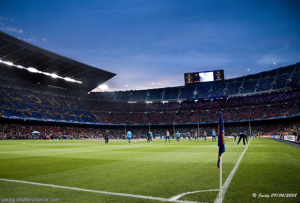 photoblog image Camp Nou