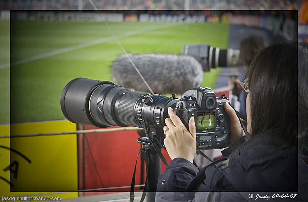 photoblog image Camp Nou