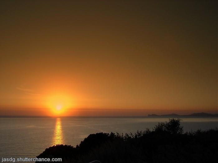 photoblog image Atardecer en Alguer #01