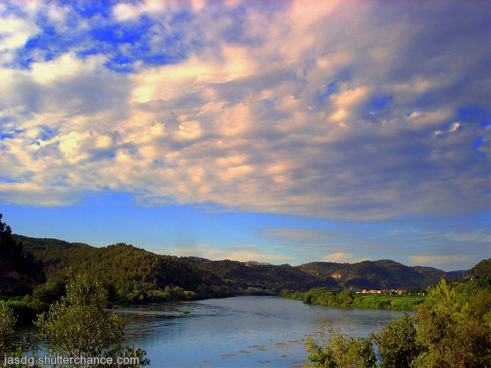 photoblog image El Ebro desde Benifallet